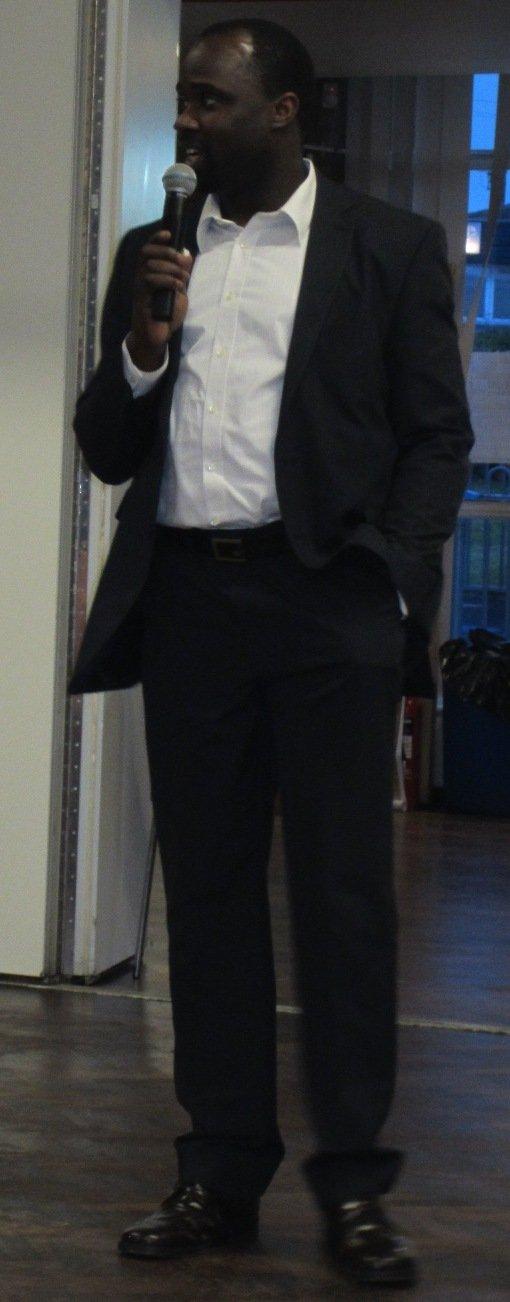 Pastor Abiola