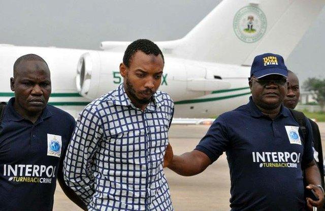 Terror suspect Ogwuche extradited from Sudan