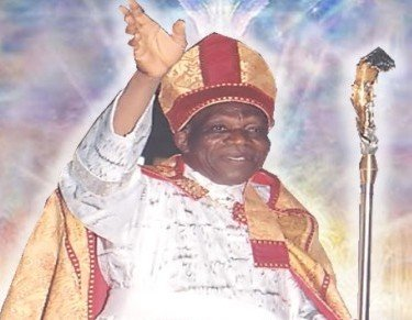 His Grace Most Rev. Samuel Abidoye