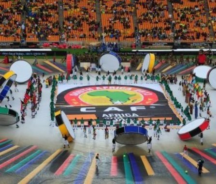 AFCON 2013 Opening Ceremony