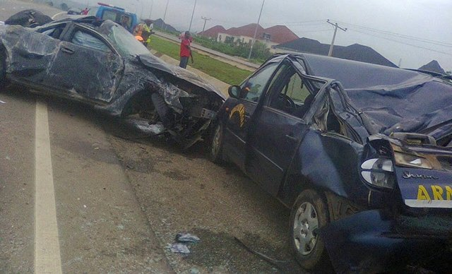 Hamza El-Rufai crash