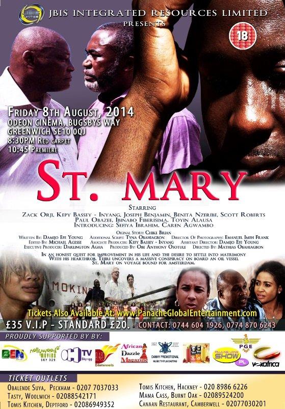 St. Mary - The Movie