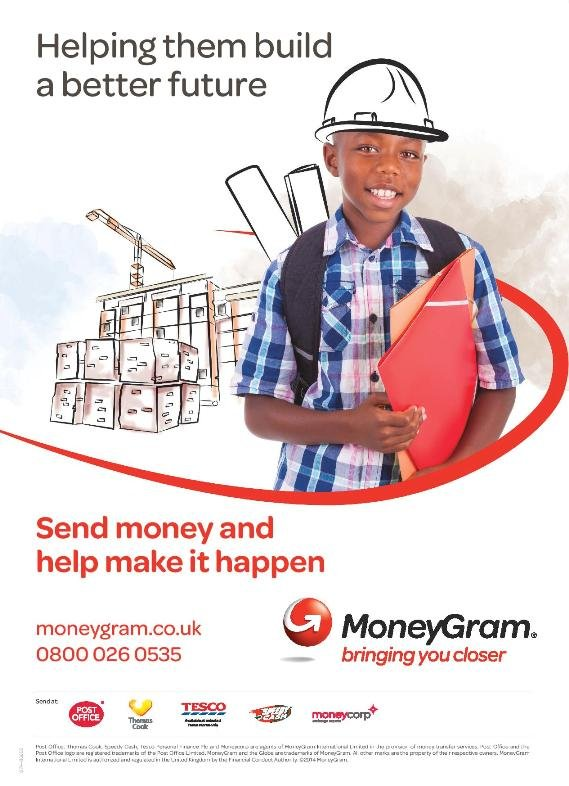 MoneyGram - Helping them build a better future