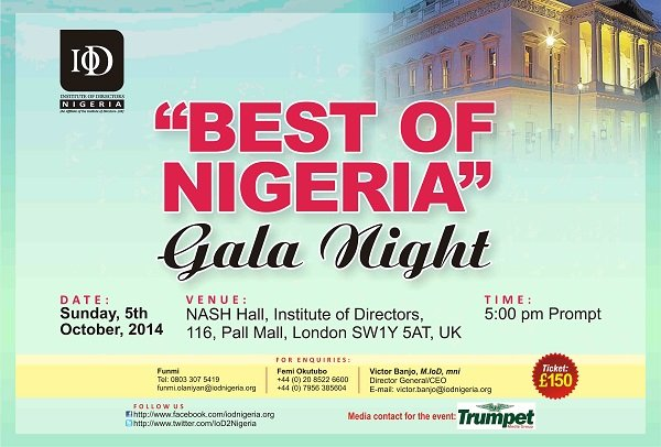 Best of Nigeria Gala