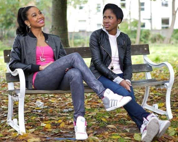 L-R: Shanika Warren Markland and Adelayo Adedayo