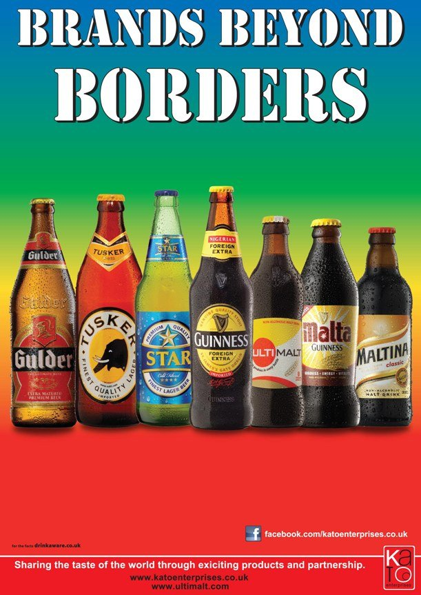 KATO - A Drinks Sponsor of the GAB Awards