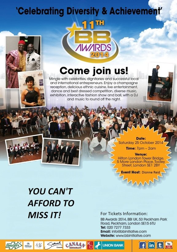 Black businesses to be honoured