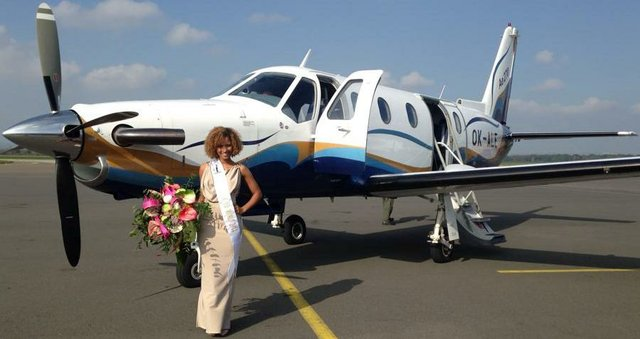 As reigning Princess of the World, Andella will travel by private jet throughout Europe and other parts of the world for her official duties