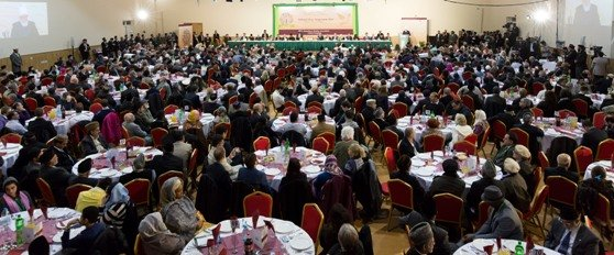 General View of the National Peace Symposium
