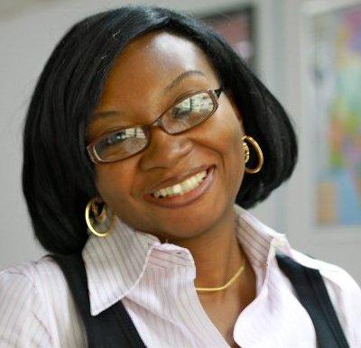 MoneyGram's Regional Manager for Anglophone West Africa - Mrs. Kemi Okusanya