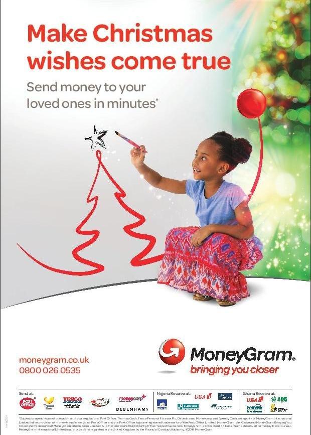MoneyGram Christmas