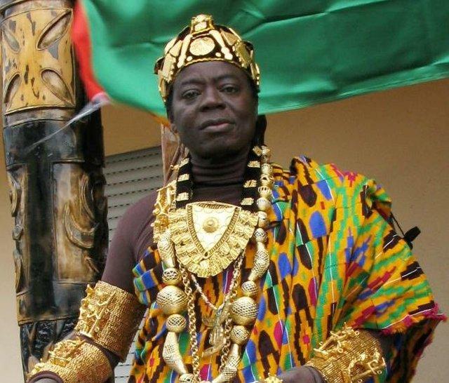King Togbe Ngoryifia Céphas Kosi Bansah