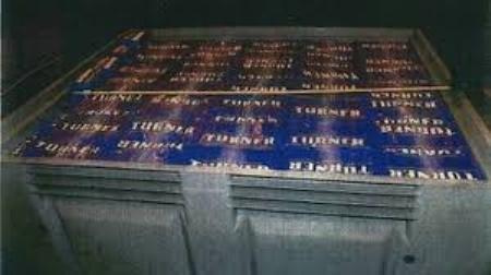 Tobacco stored at Gambia Embassy London