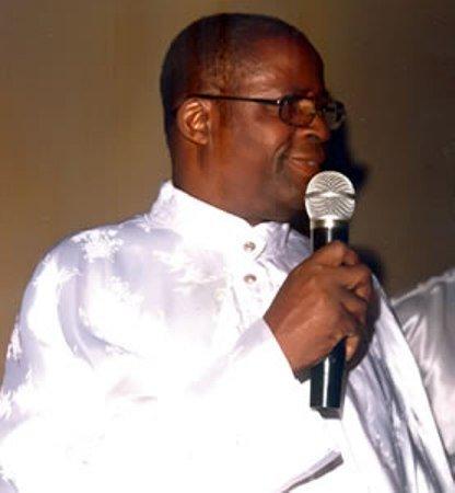 Prophet Gabriel Olubunmi Fakeye