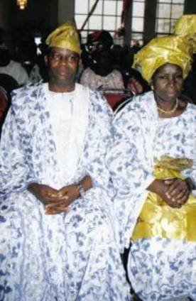 Prophet & Prophetess Fakeye