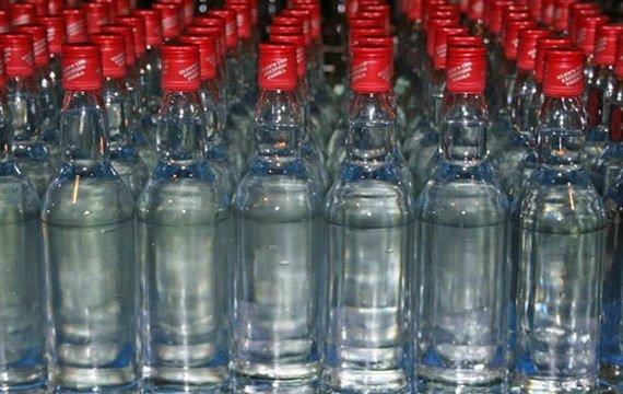 Fake alcohol seized