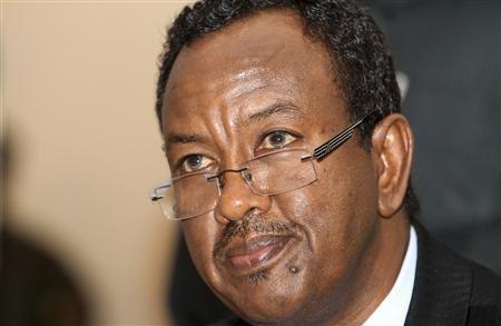 Somali Prime Minister - Abdi Farah Shirdon Said