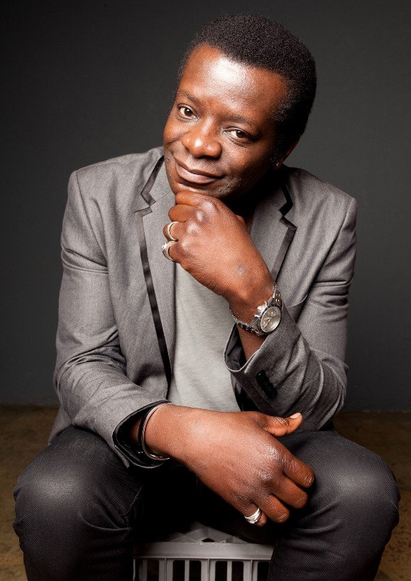 Stephen K Amos - supporter of PHE Stroke Awareness campaign