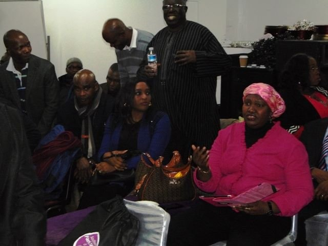 Journalists including Tunde Oyedoyin, Agha Ibiam, Habiba and Hauwa