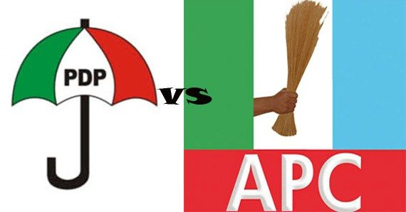 PDP and APC are the front-runners in Nigeria's forthcoming elections
