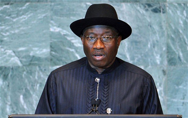 Goodluck Jonathan - does he not want foreign media covering his re-election bid? (EPA)
