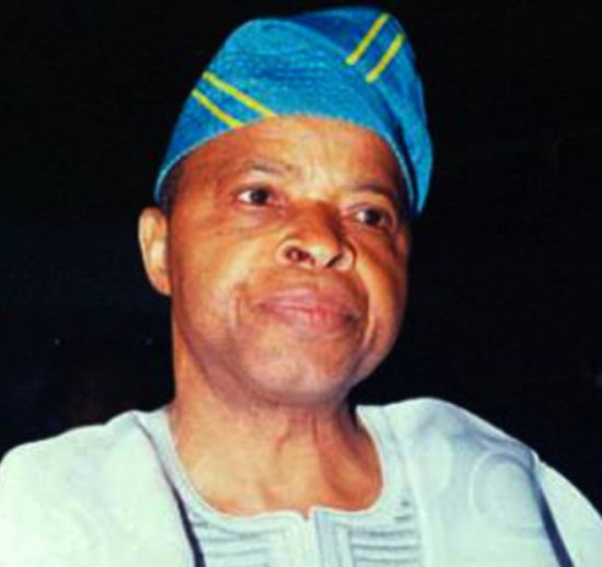 General Alani Akinrinade (Retired)