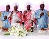 Mr Richard Akpabio, Arch Taiwo Akpabio, Dr Kehinde Bogunjoko & Dr Joshua Bogunjoko