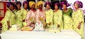 Adeola, Folake, Lolu, The Twins, Mojoyin, Funmi, Nike Ajidagba and Funke