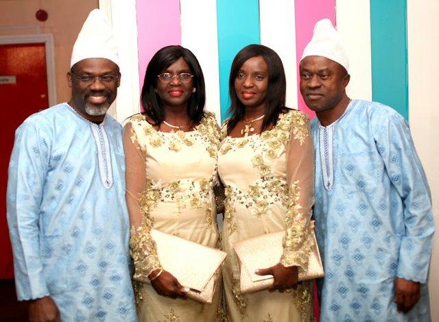 Dr Joshua Bogunjoko, Dr Kehinde Bogunjoko, Arch Taiwo Akpabio & Mr Richard Akpabio