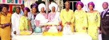 Dr & Mrs Bade Olalere, Mr Austin Fasanu, Mrs Mosun Rabiu, Mrs Kenny Ifelja, The Twins, Dr Yinka Agbejule, Dr (Mrs) Nike Ajigini, Dr (Mrs) Kemi Ogunnuga & Dr John Adesioye