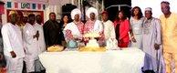 Mayor Adedamola Aminu, Ms Dolapo Ajakaiye, Snr Apostle Tosin Akinsanmi (Baba Oba), Otunba Olabode Osenie, Mr & Mrs Bimbo Folayan, The Twins, Prince & Mrs Gbadebo