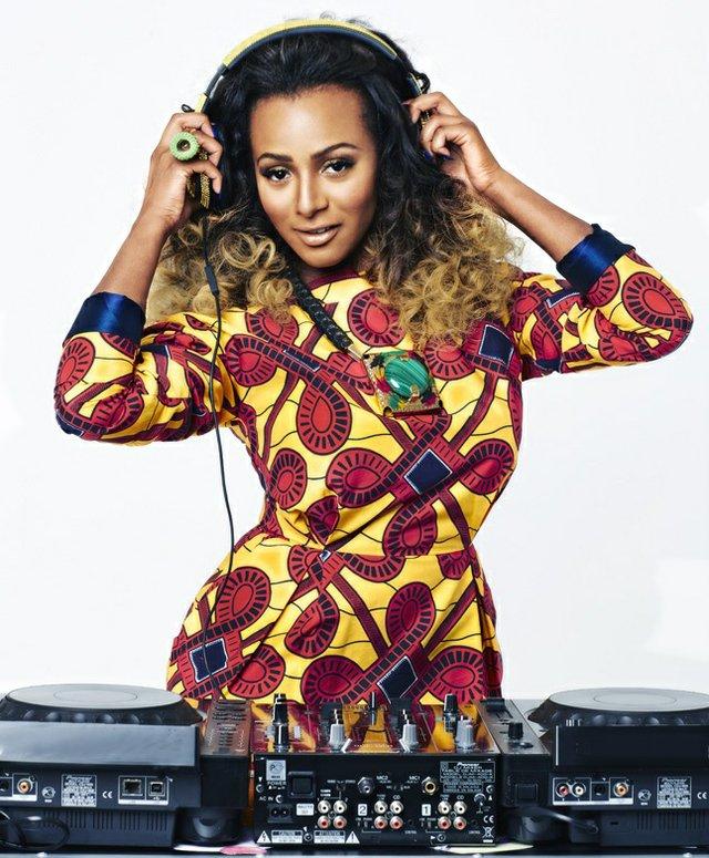 Florence Ifeoluwa Otedola - a.k.a DJ Cuppy