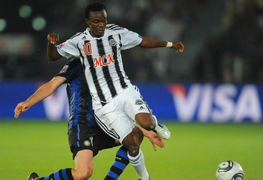 Mazembe icons aiming for history