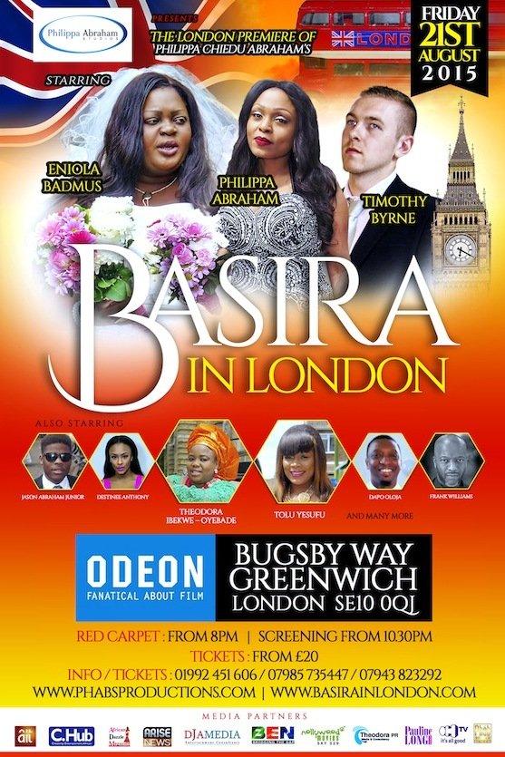 Basira in London