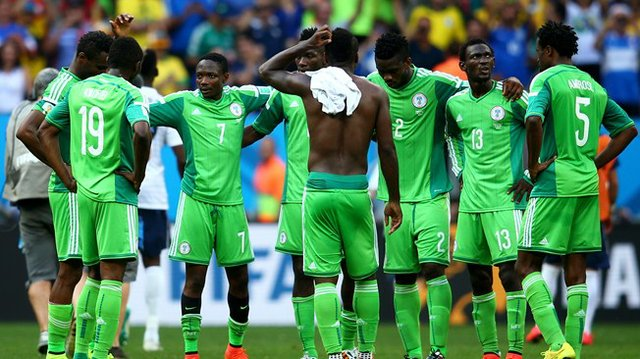 Oliseh names Nigeria roster