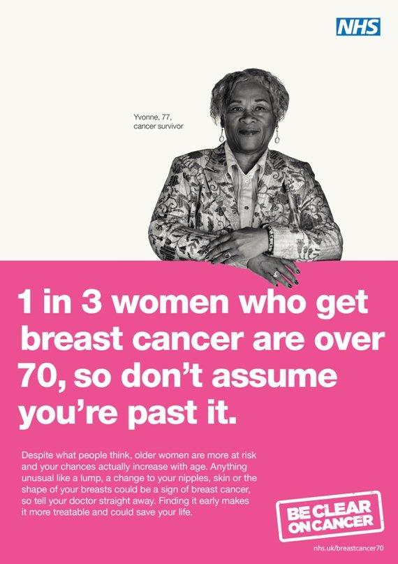 Yvonne - Breast Cancer survivor