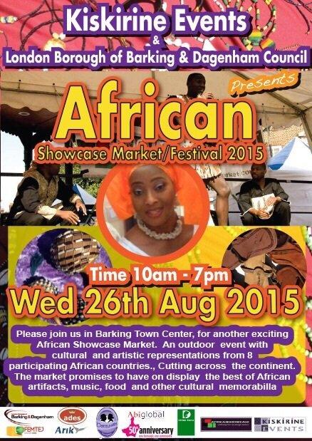 African Showcase 2015
