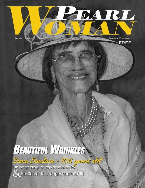 PearlWoman Issue 2 cover