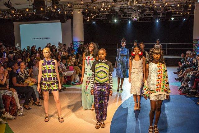 Fashion at Africa Utopia 2014