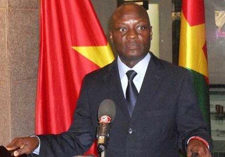 Guinea Bissau's President Jose Mario Vaz