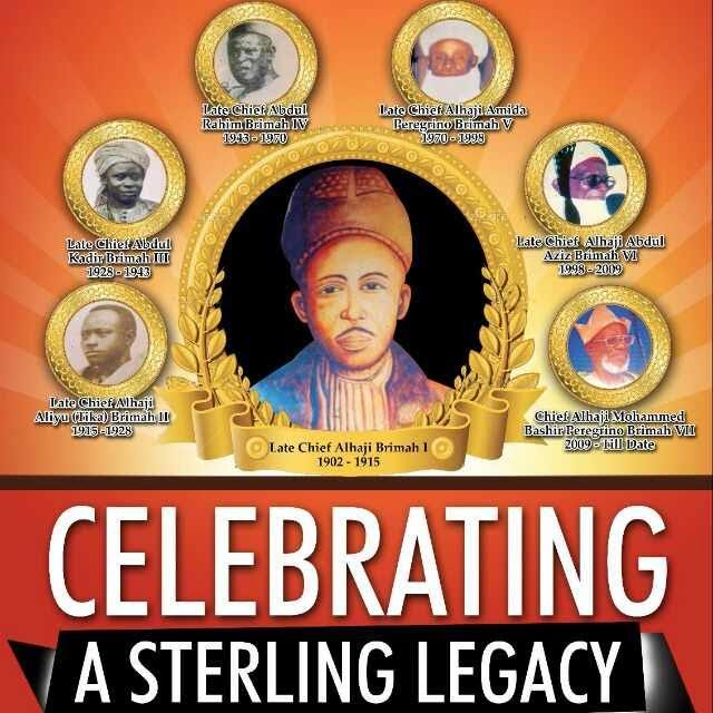 Celebrating the legacy of Chief Brimah