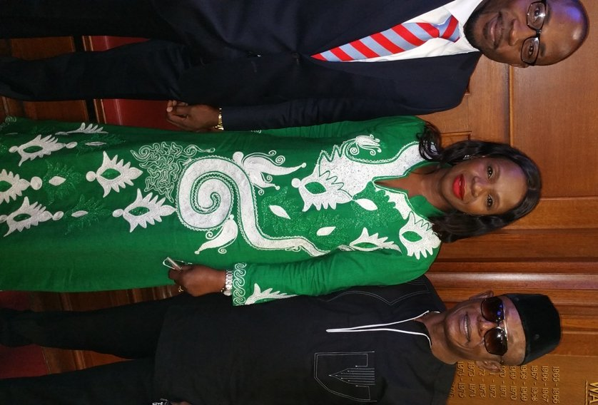 Waltham Forest Council celebrating Nigeria at 55