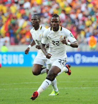 Ghana v Cape Verde