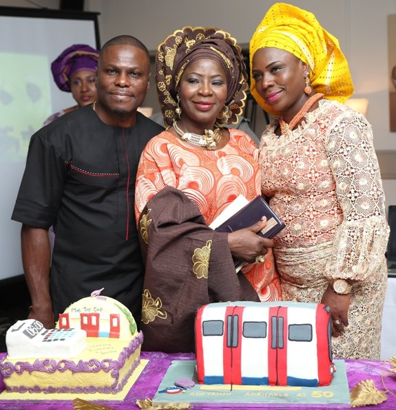 With Pastor & Mrs Abraham Rufai