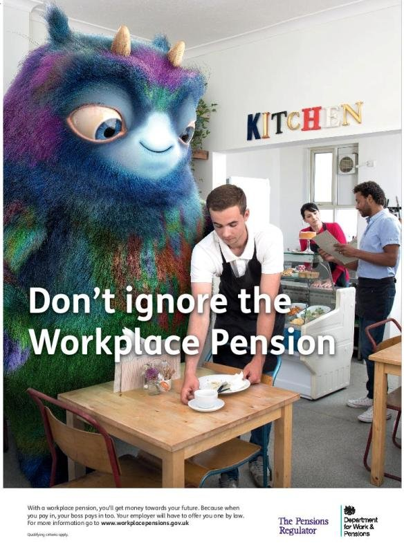 DWP Work Place Pensions