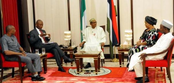 Nigerian Presidential Media Chat - December 2015
