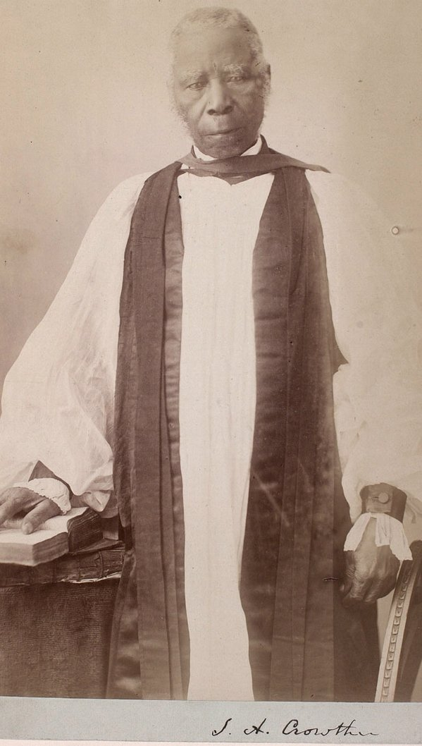 Obituary of the Right Reverend Samuel Ajayi Crowther