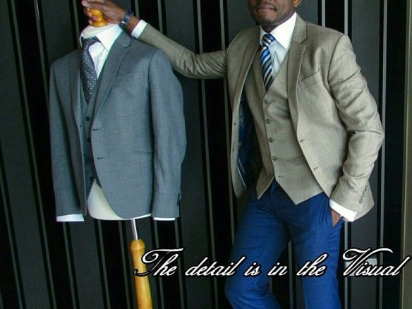 Keye Oduneye - A firm believer in promoting personal style and class