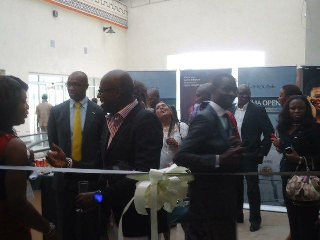 Filmhouse Cinemas Surulere launch - Mr Ladi Balogun, Group Chairman of FCMB.jpg