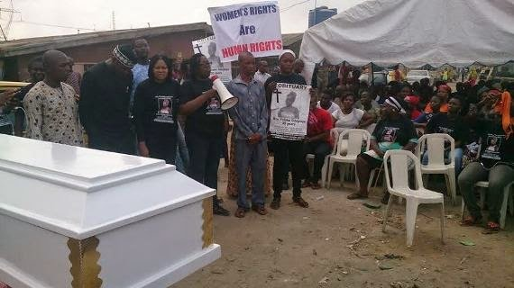 WARDC campaign No woman deserves to die from child birth